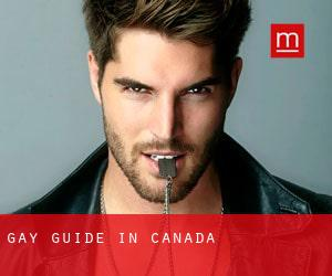 Gay Guide in Canada