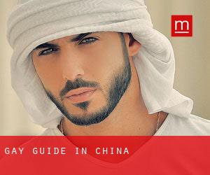 Gay guide in China