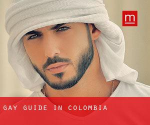 Gay guide in Colombia