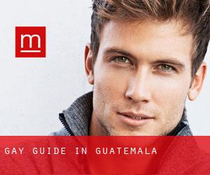 Gay guide in Guatemala