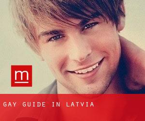 Gay guide in Latvia
