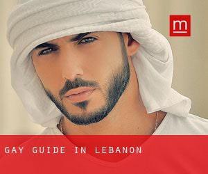 Gay guide in Lebanon