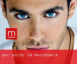 Gay guide in Macedonia