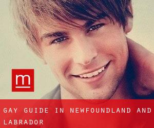 Gay Guide in Newfoundland and Labrador