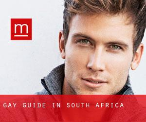 Gay guide in South Africa