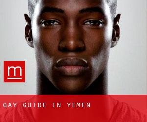 Gay guide in Yemen